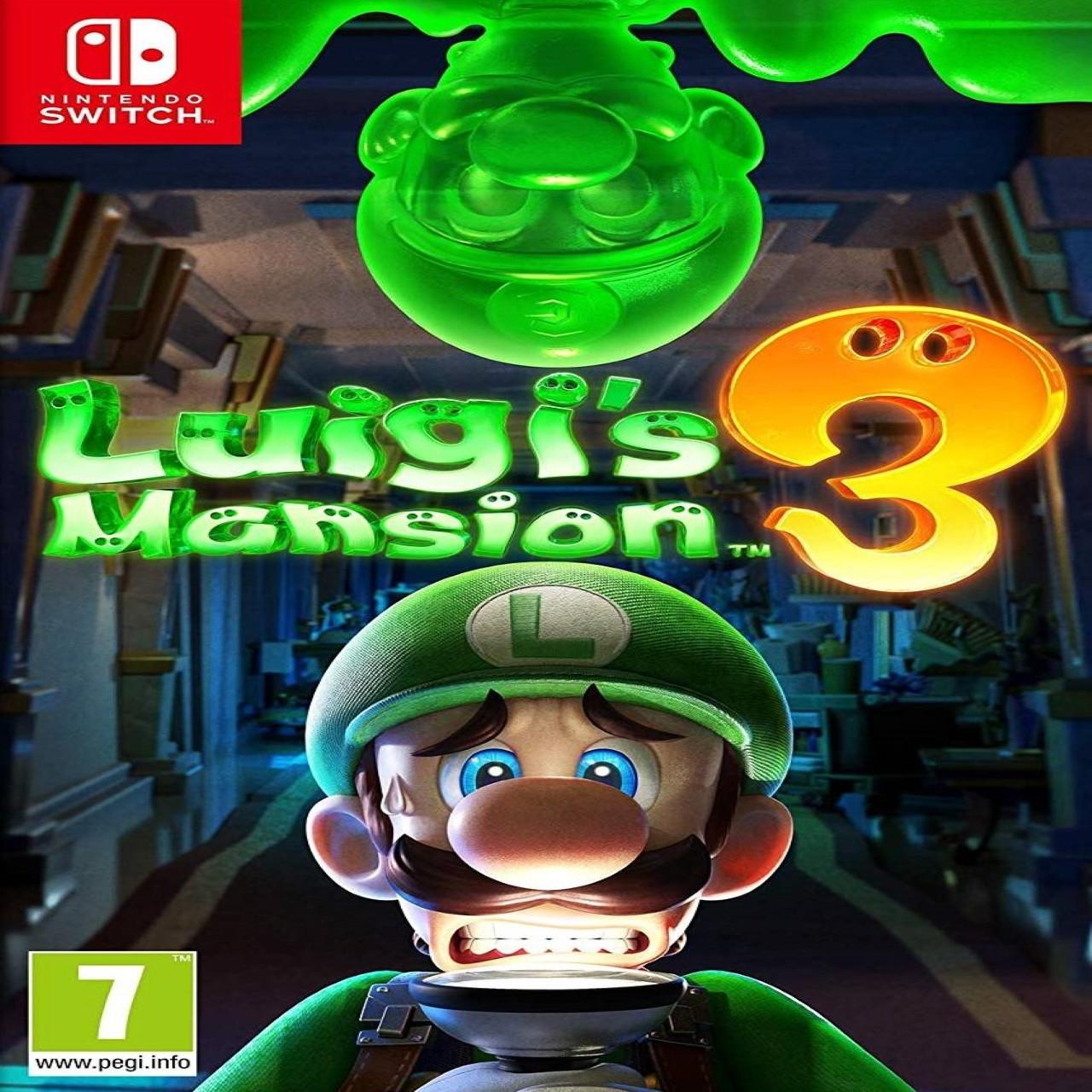 Luigi's Mansion 3 ENG Nintendo Switch