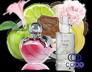 Женская парфюмированная вода Nina Ricci Nina 110 Ml ОАЭ в пластиковой бутылке