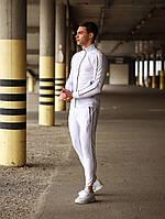 Спортивный костюм мужской Sektor 2.0 х white весенний осенний с лампасами ТОП качества