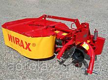 Польская роторная косилка Wirax Z-069 - 1,35 м