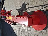 Польская роторная косилка Wirax Z-069 - 1,35 м, фото 8