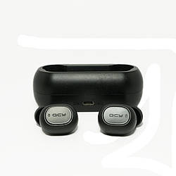 Навушники безпровідні TWS QCY T1 Black