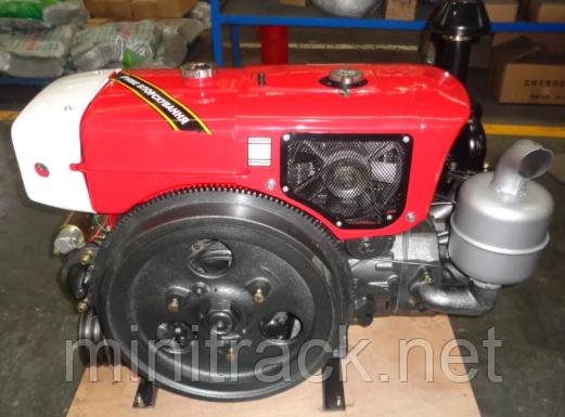 Двигатель для мототрактора ДД195ВЭ, 12 л.с.