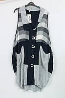 Женское платье 58-66р пр-во Турция жатка