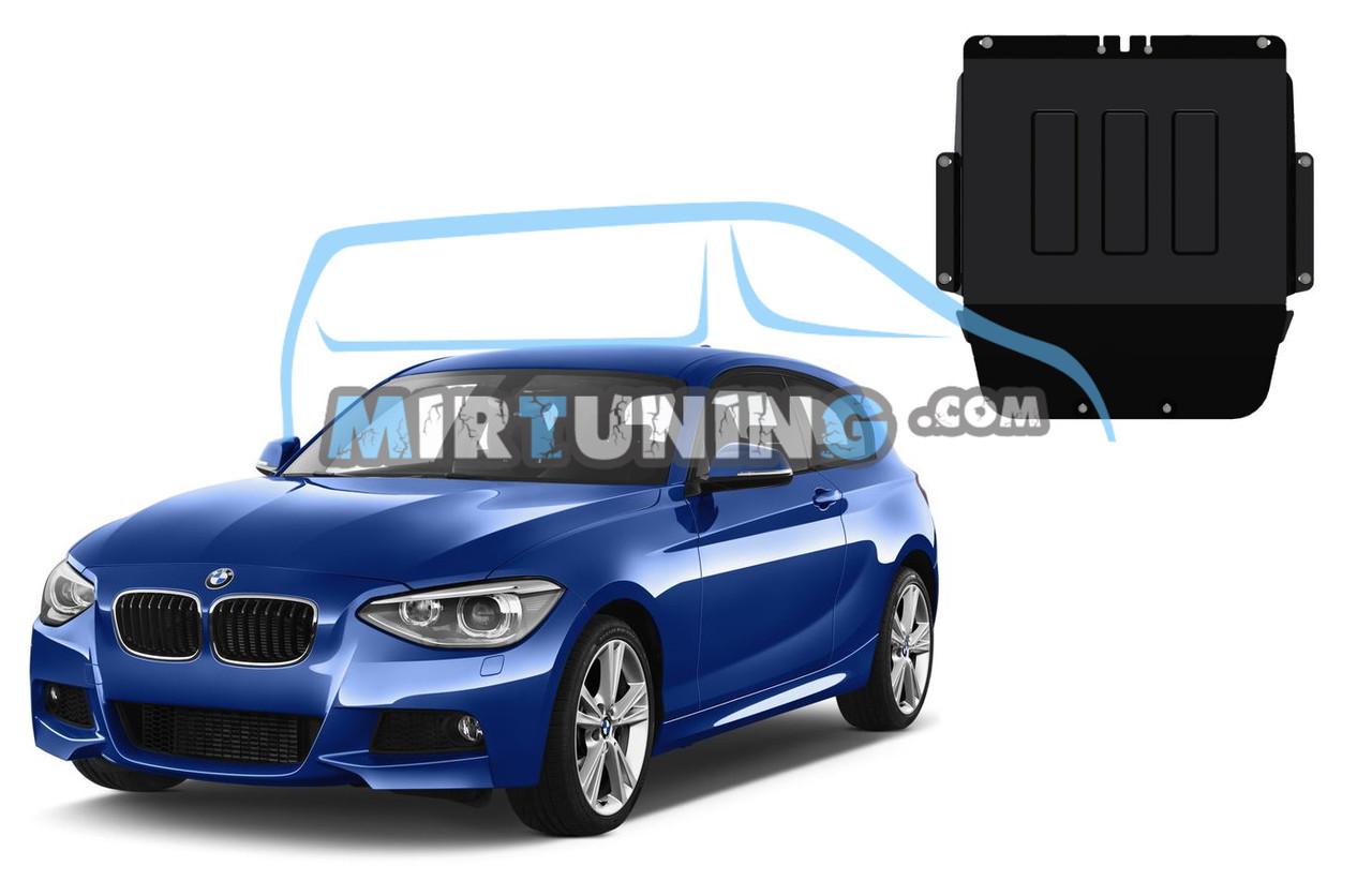 Защита двигателя BMW 1 Series F20/F21 2011-2020