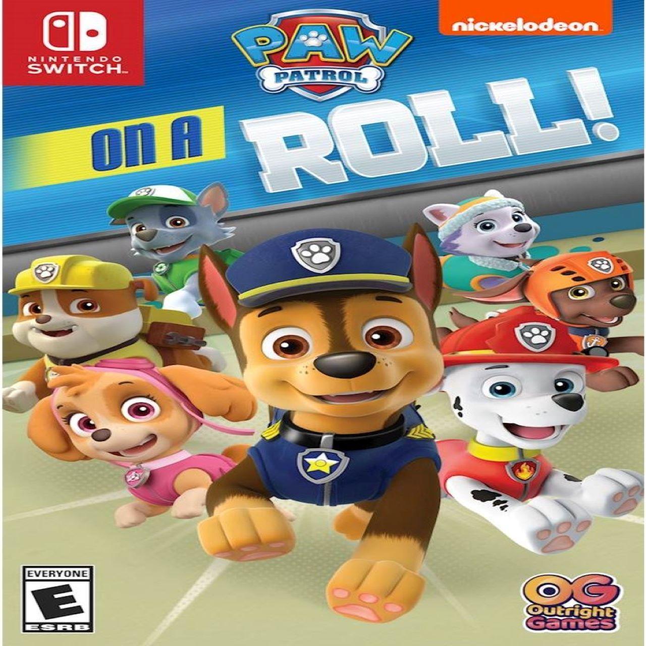 PAW Patrol: On a Roll (англійська версія) Nintendo Switch