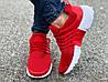 Кроссовки женские подростковые красные Nike Presto реплика, фото 2