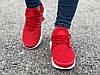 Кроссовки женские подростковые красные Nike Presto реплика, фото 4