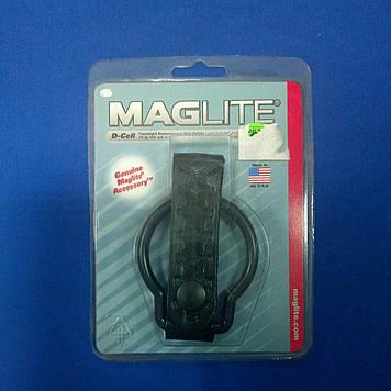 """Кріплення на пояс для Ліхтаря MagLite """"D""""шкіра"""
