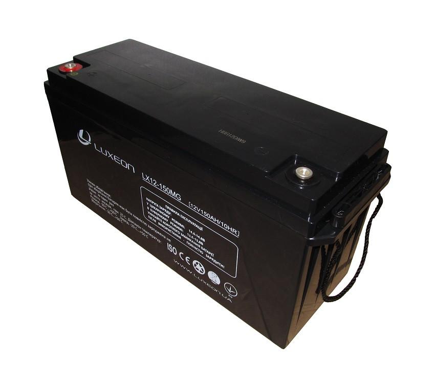 Luxeon LX12-150MG 12V 150AH Аккумулятор мультигелевый AGM