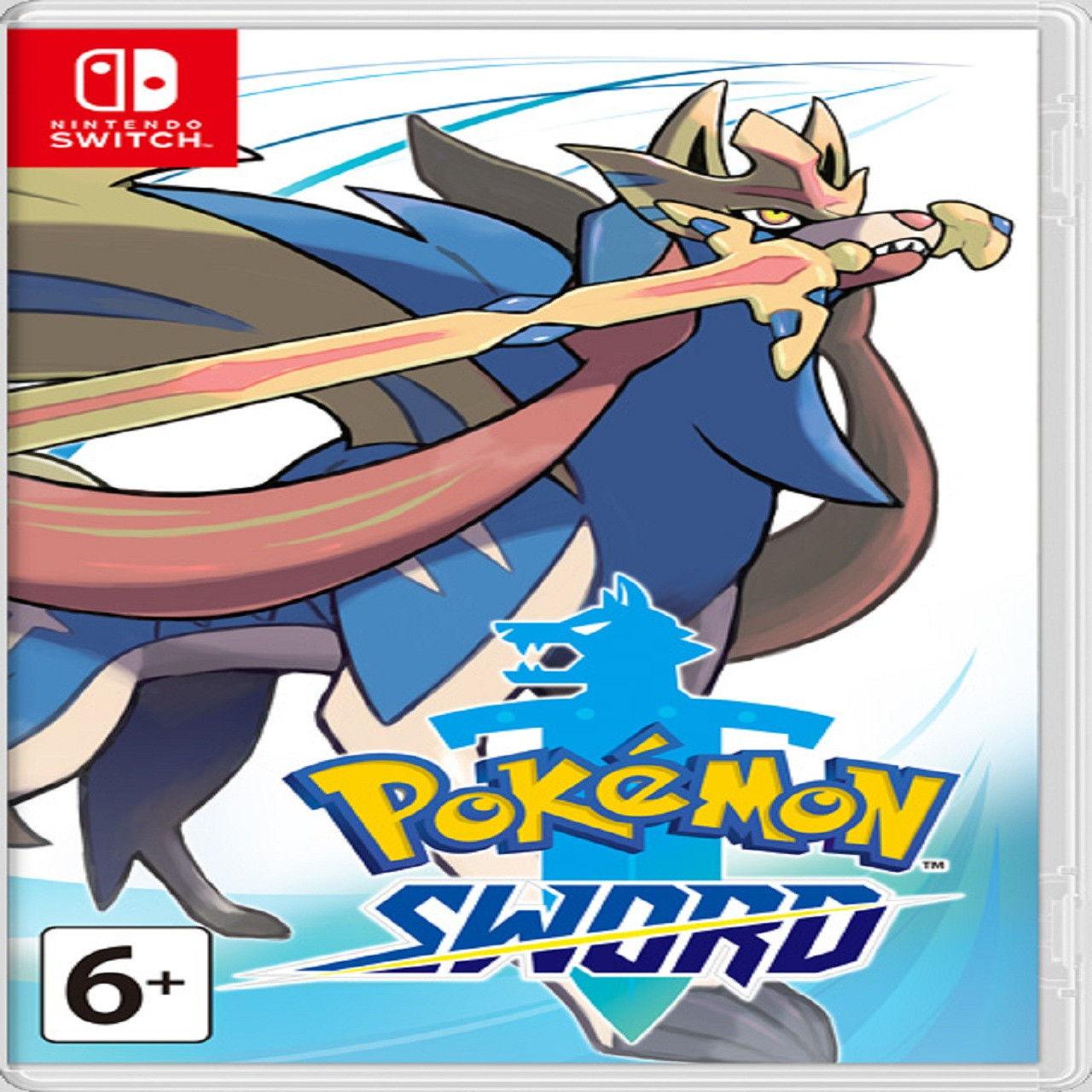 Pokemon Sword (английская версия) Nintendo Switch