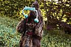Игрушка для собак кость канат ДЕНТАЛ FUN 37*9см Нобби, фото 2
