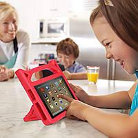 Андроид планшет Amazon Fire HD8 1.5/16GB с противоударным чехлом и защитным стеклом