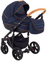 Детская коляска универсальная 2 в 1 Adamex Prince X-3-CZ (Адамекс Принц, Польша)