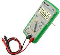 МультиметрBaku BK-9205A функция проверки диодов и транзисторов