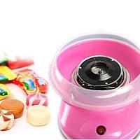 Аппарат для сладкой ваты Cotton Candy Maker + палочки в подарок Розовый! Лучшая цена