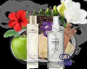 Женская парфюмированная вода Lacoste Lacoste Pour Femme 110 Ml ОАЭ в пластиковой бутылке