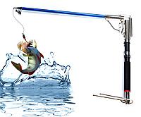 Самоподсекающая удочка TurboFish 2,4 метра! Лучшая цена