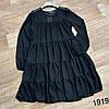 Нежное весеннее платье с рюшами 42-46 (в расцветках), фото 2