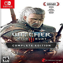 The Witcher 3: Wild Hunt Complete Edition ENG Nintendo Switch