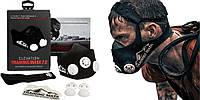 Маска для тренировки дыхания и кроссфита Elevation Training Mask! Лучшая цена