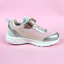 Детские кроссовки для девочки LED подсветка Звезды тм Bi&Ki размер 29,32,33, фото 2