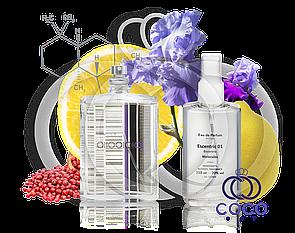 Парфумована вода унісекс Escentric Molecules Escentric 01 110 Ml ОАЕ в пластиковій пляшці