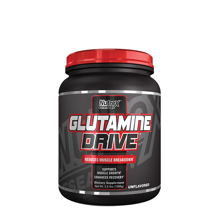 Глютамин Nutrex GLUTAMINE DRIVE 1000г