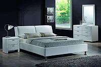 Кровать MITO 160 белый (Signal)
