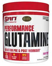 Глютамин SAN GLUTAMINE PERFORMANCE 300г