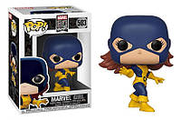 Фигурка Funko Pop Фанко Поп Марвел 80 лет Марвел девушка Marvel 80th Marvel Girl 10 см SKL38-223129