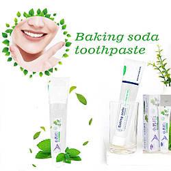 Відбілююча зубна паста, свіже дихання, захист ясен
