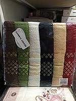 Турецкие банные полотенца TWO DOLPHINS DRY COTTON, 70 х 140 см., 6 шт / уп Цена 165грн-шт