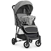 Детская прогулочная коляска Bambi M 4249 Gray