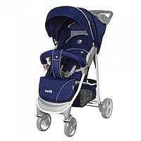 Детская прогулочная коляска BABYCARE Swift BC-11201/1 Blue +дождевик