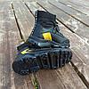Кросівки шкіряні чорні шкарпетки дитячі кросівки nike air vapormax літні, фото 5