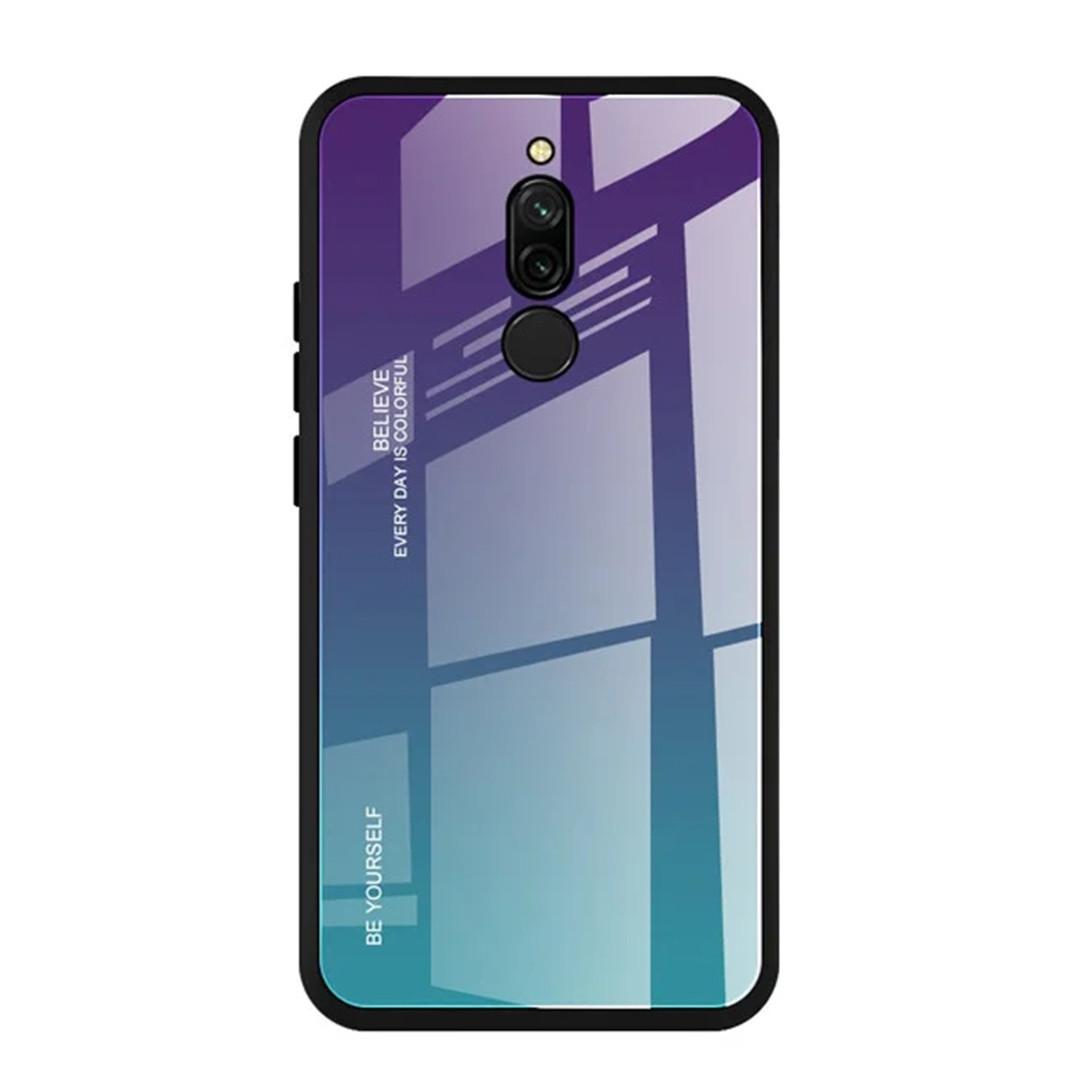 TPU чехол Gradient для Xiaomi Redmi 8