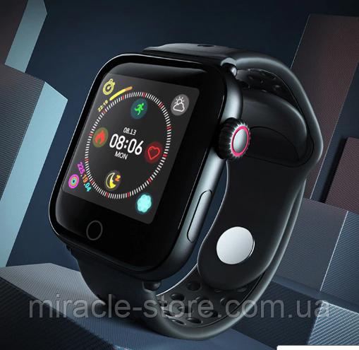 Наручний Smart watch смарт годинник фітнес браслет Z7