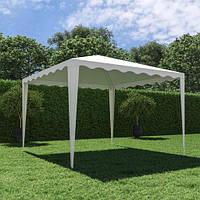 Павильон садовый 3х3х2,2м белый