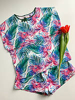 Піжама, одяг для дому та сну Mixed Colors | Пижама Натуральная, одежда для дома и сна S M L XL
