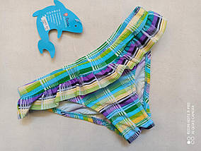 Плавки TERES для девочек Агата бирюза 1570 (есть 28 30 32 размеры)