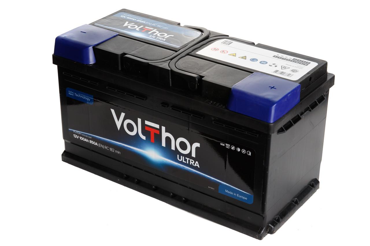 Аккумулятор Volthor Ultra 6СТ-110-АЗ (0)