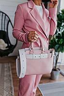 Сумка BONITA розового цвета Udler, фото 1