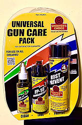 Набор для чистки Shooters Choice Universal Gun Care Pack
