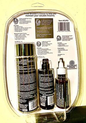Набор для чистки Shooters Choice Universal Gun Care Pack, фото 2