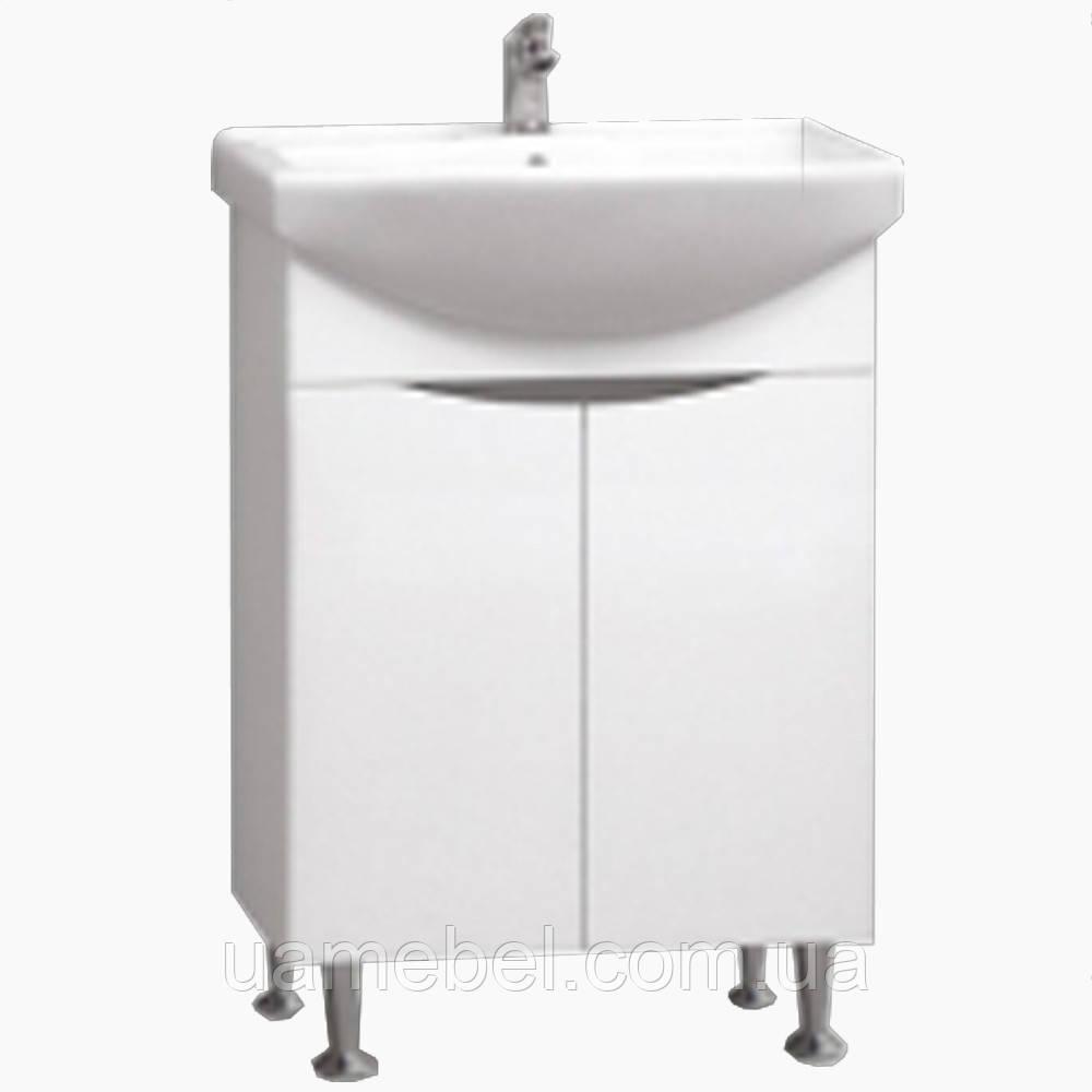 Тумба для ванной Т-1 Мишель (под умывальники от 45 до 90 см)