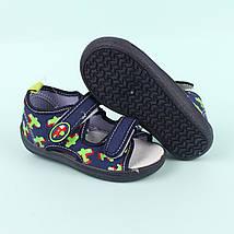 Детские текстильные сандалии для мальчика тм Том.м размер 21,22,23,24,25,26, фото 3