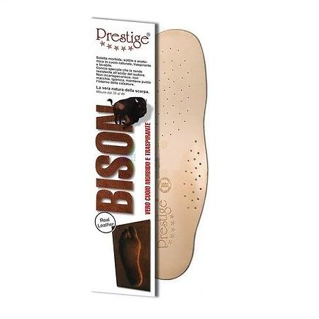 Кожаная стелька Prestige Bison