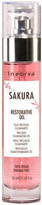 Восстанавливающее масло Inebrya Sakura Restorative Oil 150 мл.