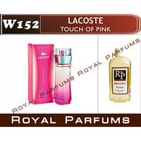 «Touch Of Pink» от Lacoste. Духи на разлив Royal Parfums 100 мл